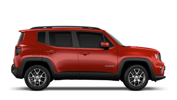 Jeep New Renegade Longitude