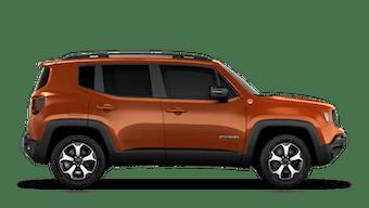 Jeep New Renegade Trailhawk