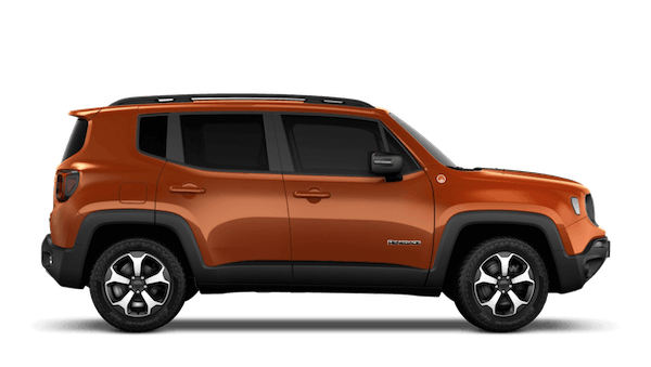 Jeep New Renegade Trailhawk