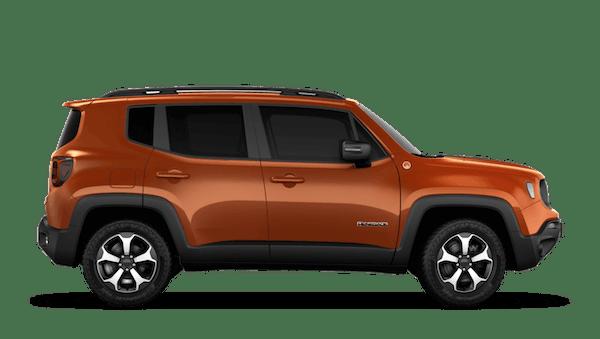 New Jeep Renegade Trailhawk