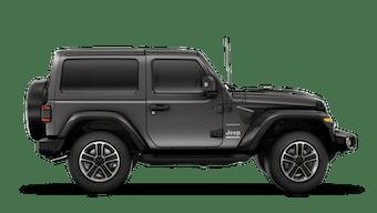 Jeep Wrangler 2 Door Sahara