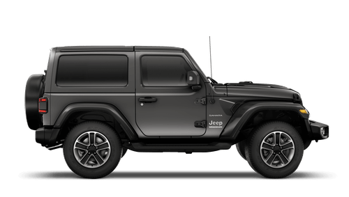 jeep Wrangler 2 Door Sahara Offer