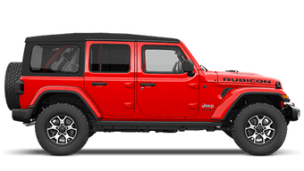 Jeep Wrangler 4 Door Rubicon