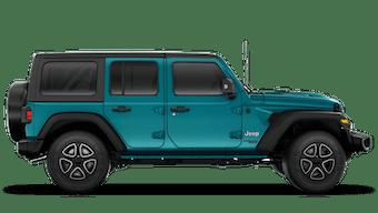 Jeep Wrangler 4 Door Sport