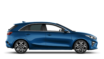 Kia Ceed New Blue Edition