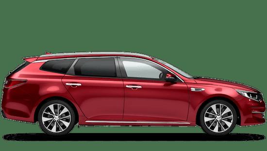 New Kia Optima Sportswagen