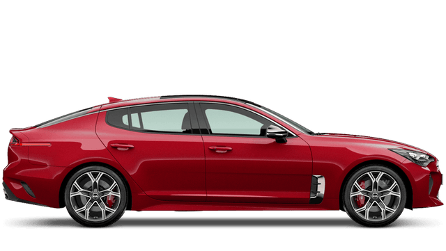 All-New Kia Stinger GT-Line Auto Offer