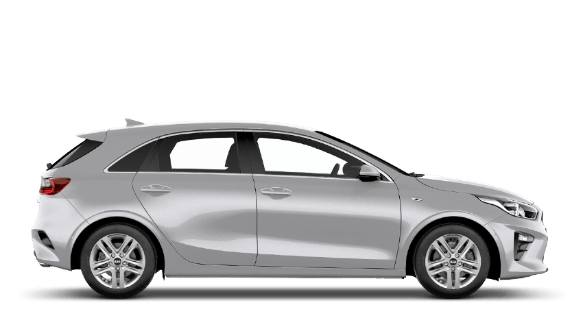 Fusion White (Premium) Kia Ceed