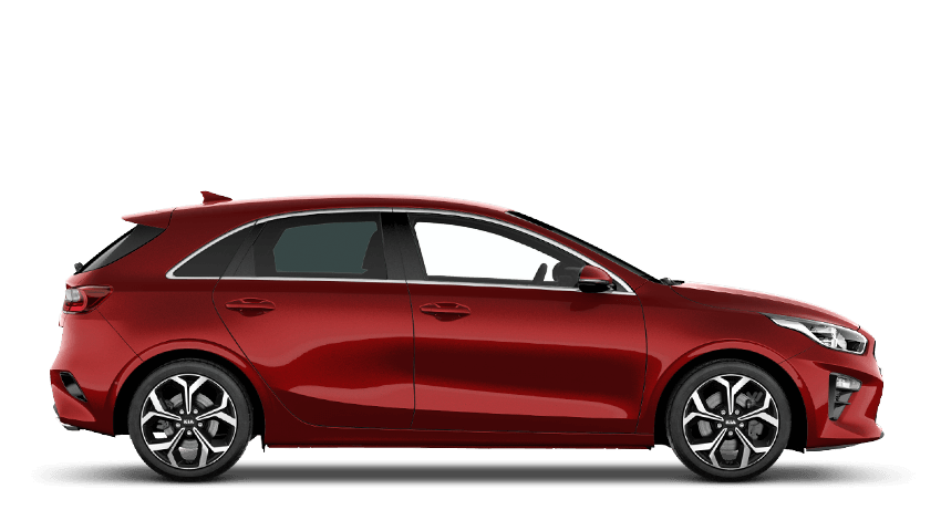 Infra Red (Premium) All-New Kia Ceed