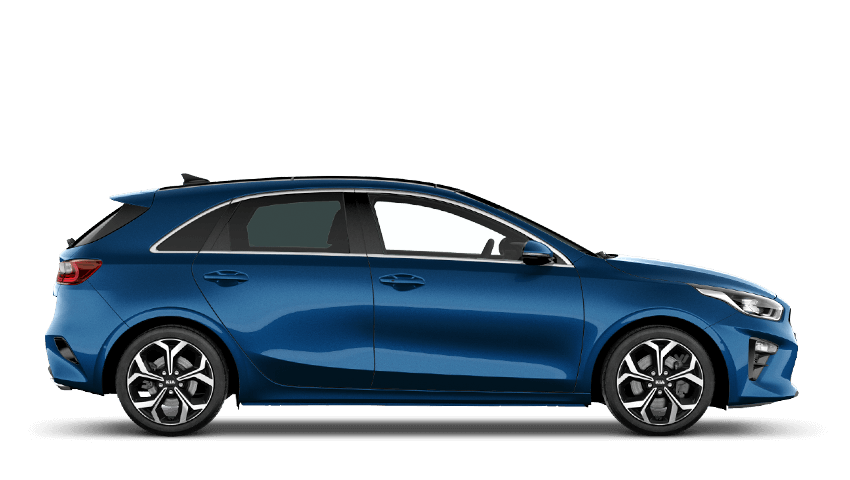 Blue Flame (Premium) Kia Ceed