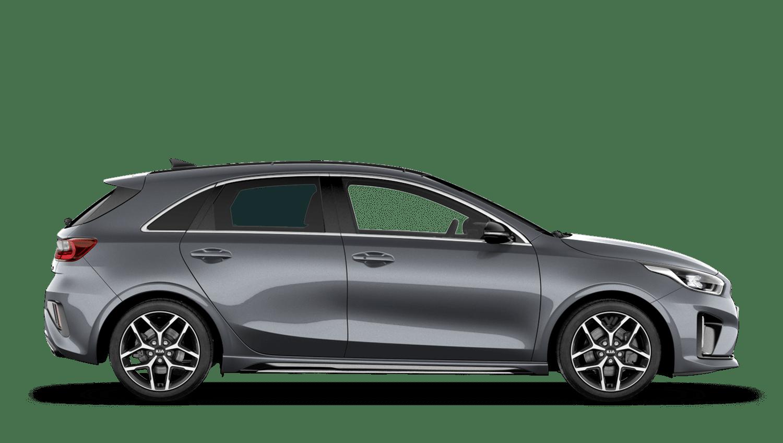 Lunar Silver (Premium) Kia Ceed