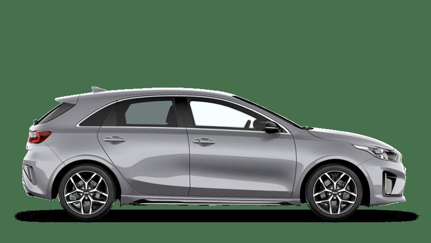 Silver Frost (Standard) Kia Ceed