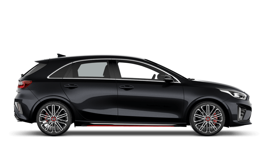 Phantom Black (Premium) Kia Ceed