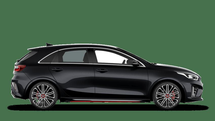 Phantom Black (Premium) Kia Ceed