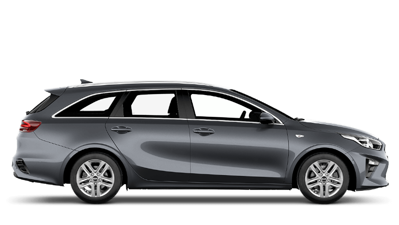 Lunar Silver (Premium) Kia Ceed Sportswagon