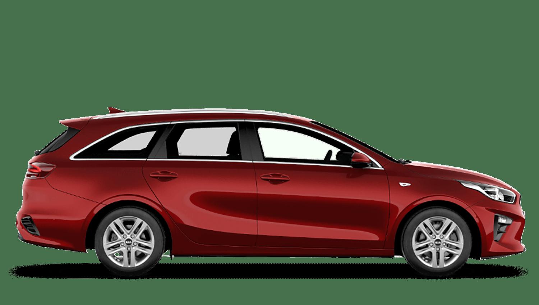 Infra Red (Premium) Kia Ceed Sportswagon
