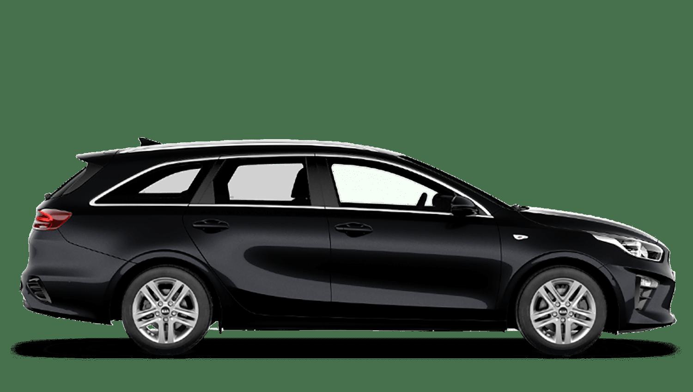 Phantom Black (Premium) Kia Ceed Sportswagon