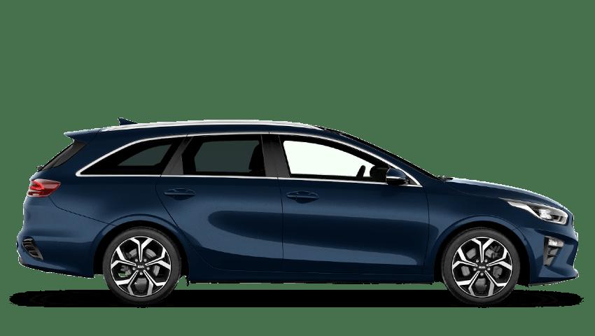 Cosmos Blue (Premium) Kia Ceed Sportswagon
