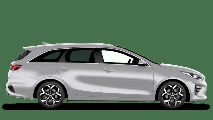 Fusion White (Premium) Kia Ceed Sportswagon