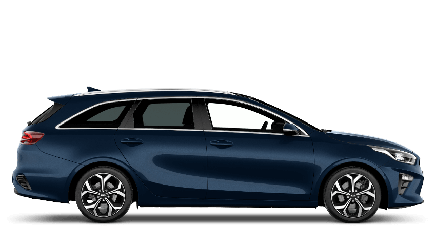 Cosmos Blue (Premium) All-New Kia Ceed Sportswagon