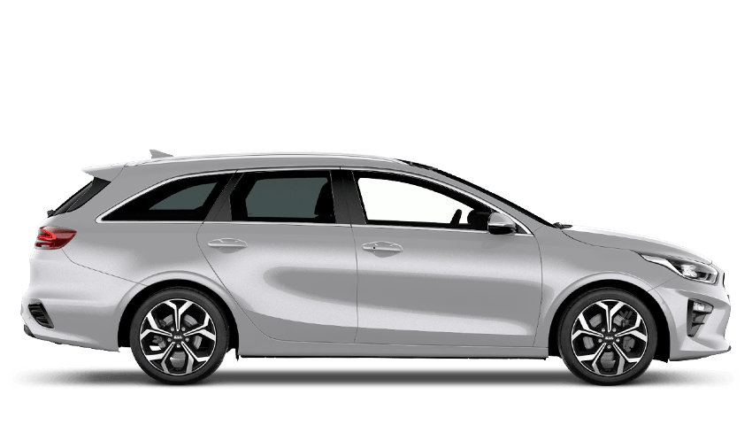Fusion White (Premium) All-New Kia Ceed Sportswagon