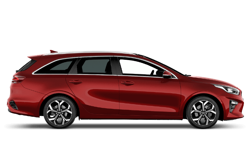 Infra Red (Premium) All-New Kia Ceed Sportswagon