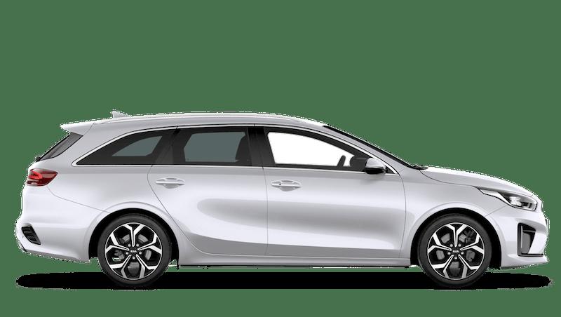 Fusion White Kia Ceed Sportswagon PHEV