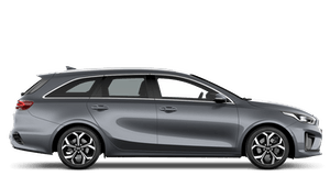 Kia Ceed Sportswagon Plug In Hybrid