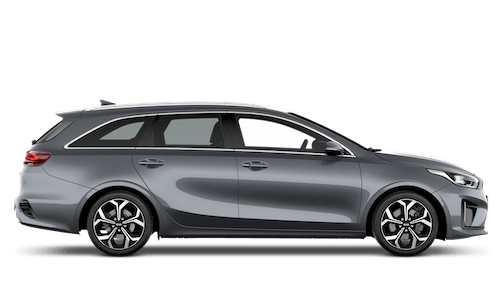 All-New Kia Ceed Sportswagon PHEV