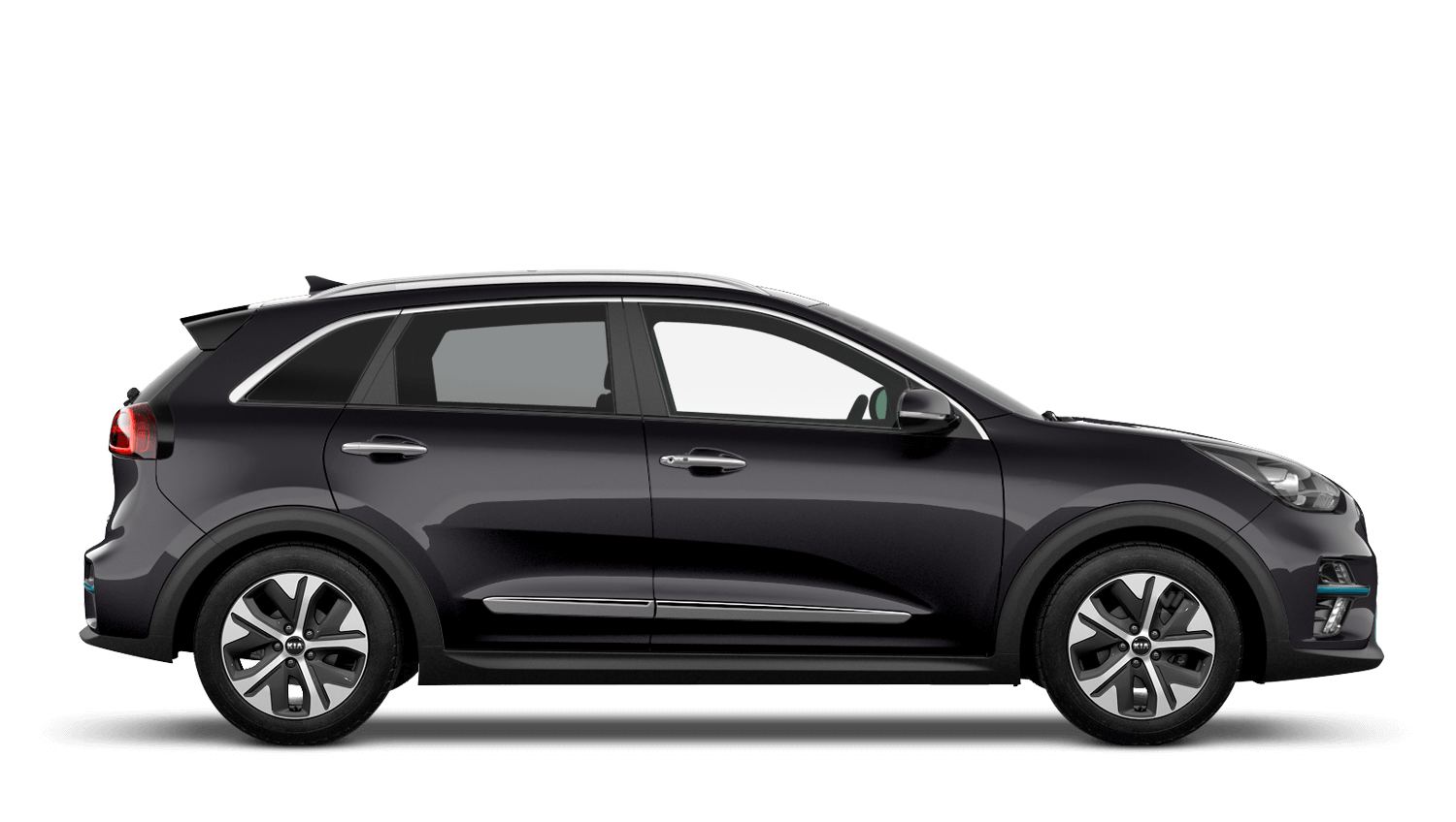 Interstellar Grey Kia E Niro
