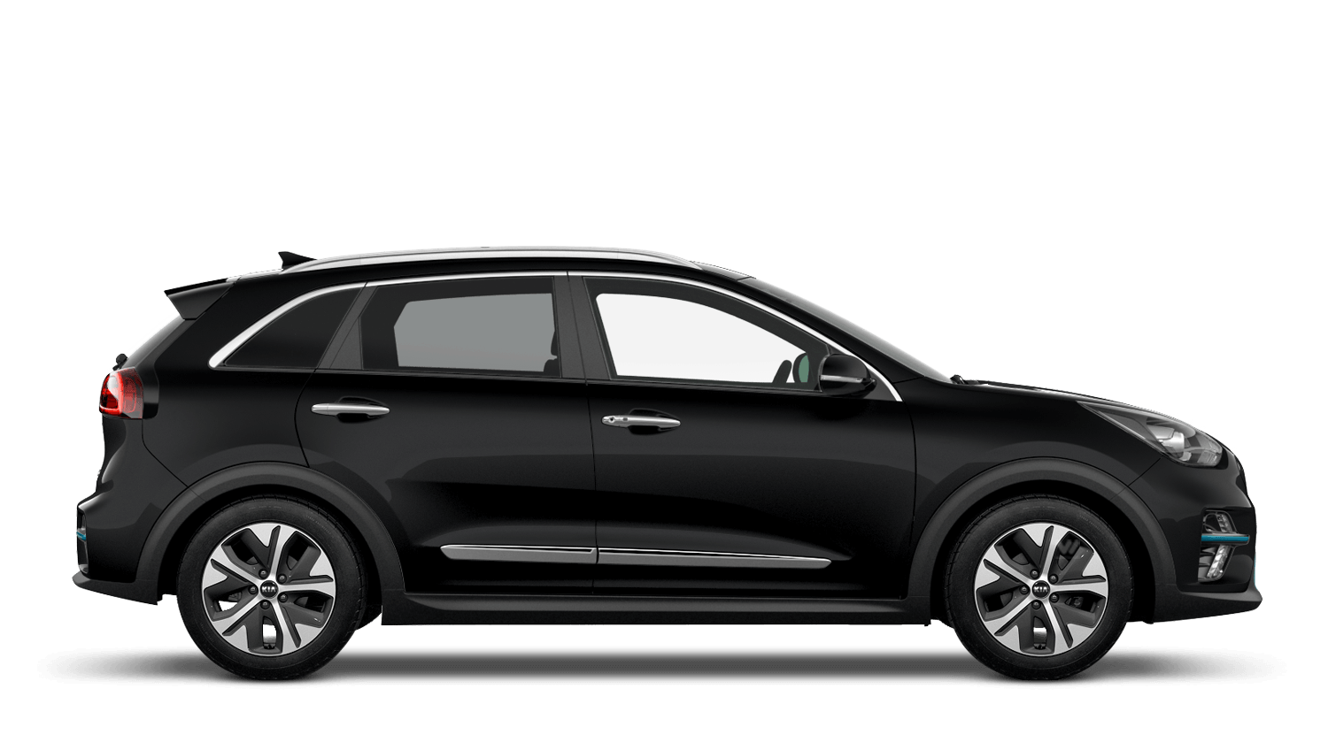 Midnight Black Kia E Niro