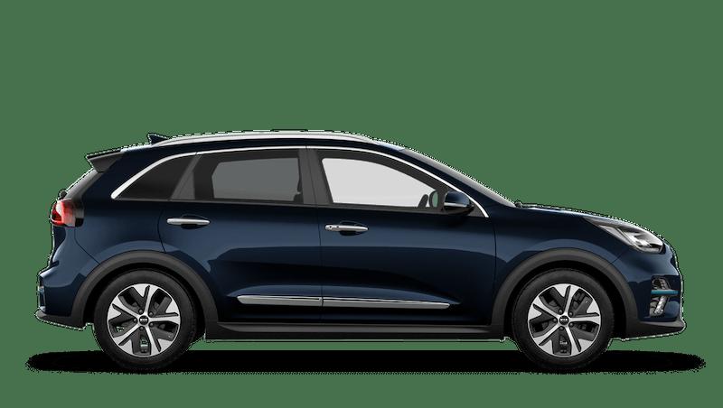 Gravity Blue (Premium) All-New Kia e-Niro