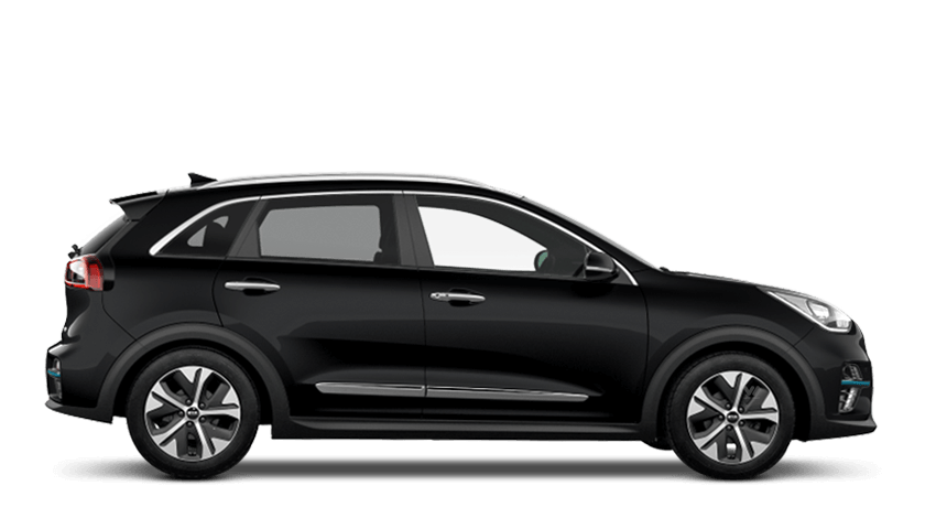 Midnight Black (Premium) Kia E Niro