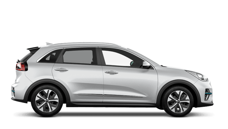 White Pearl (Premium) All-New Kia e-Niro