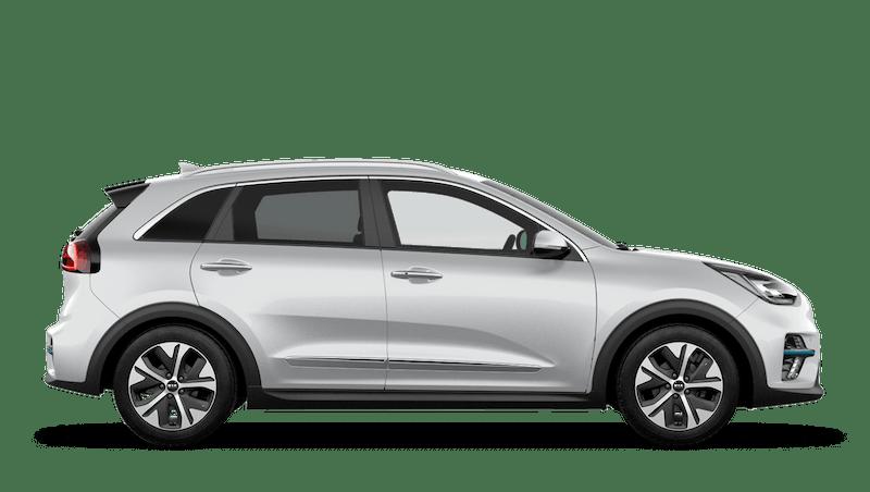White Pearl (Premium) New Kia e-Niro