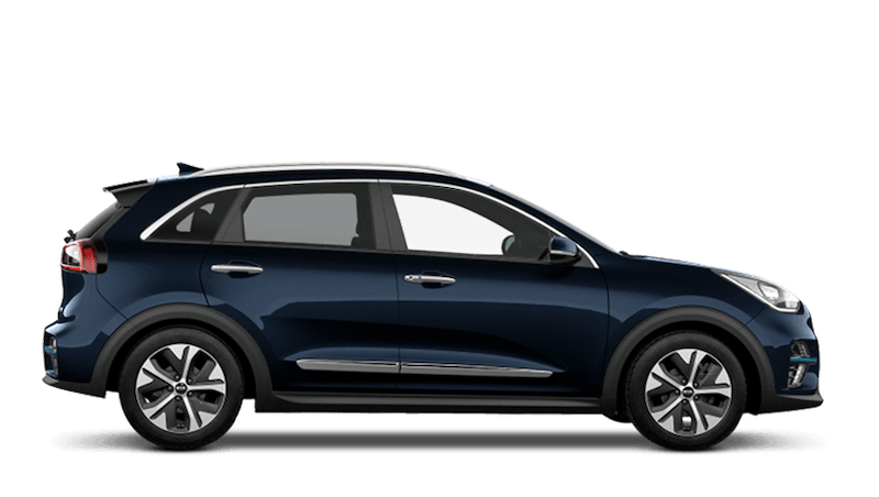Gravity Blue (Premium) All-New Kia e-Niro