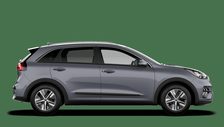 Steel Grey Kia Niro Plug In Hybrid