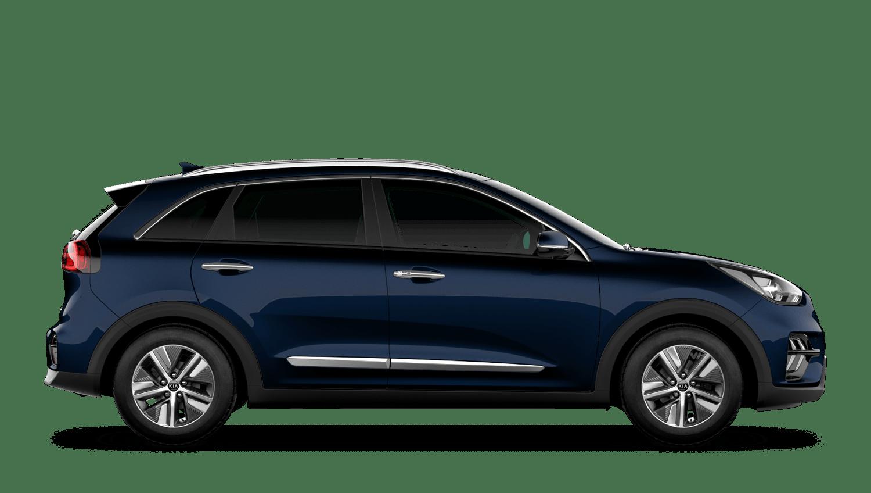Gravity Blue (Premium) Kia Niro Plug In Hybrid