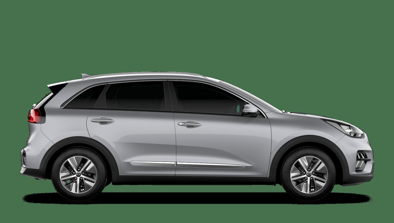 Silky Silver (Standard) Kia Niro Plug In Hybrid