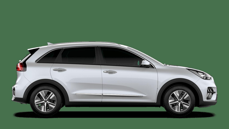 White Pearl (Premium) Kia Niro Plug In Hybrid
