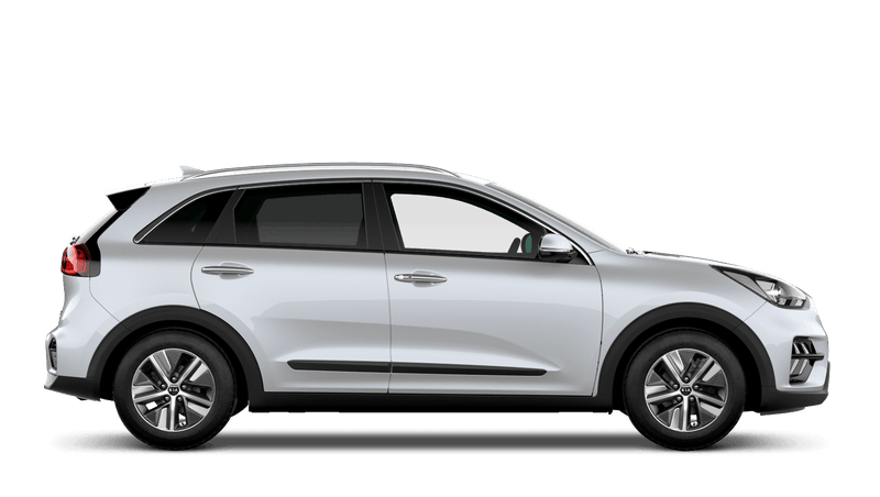 Kia Niro Self-Charging Hybrid 2