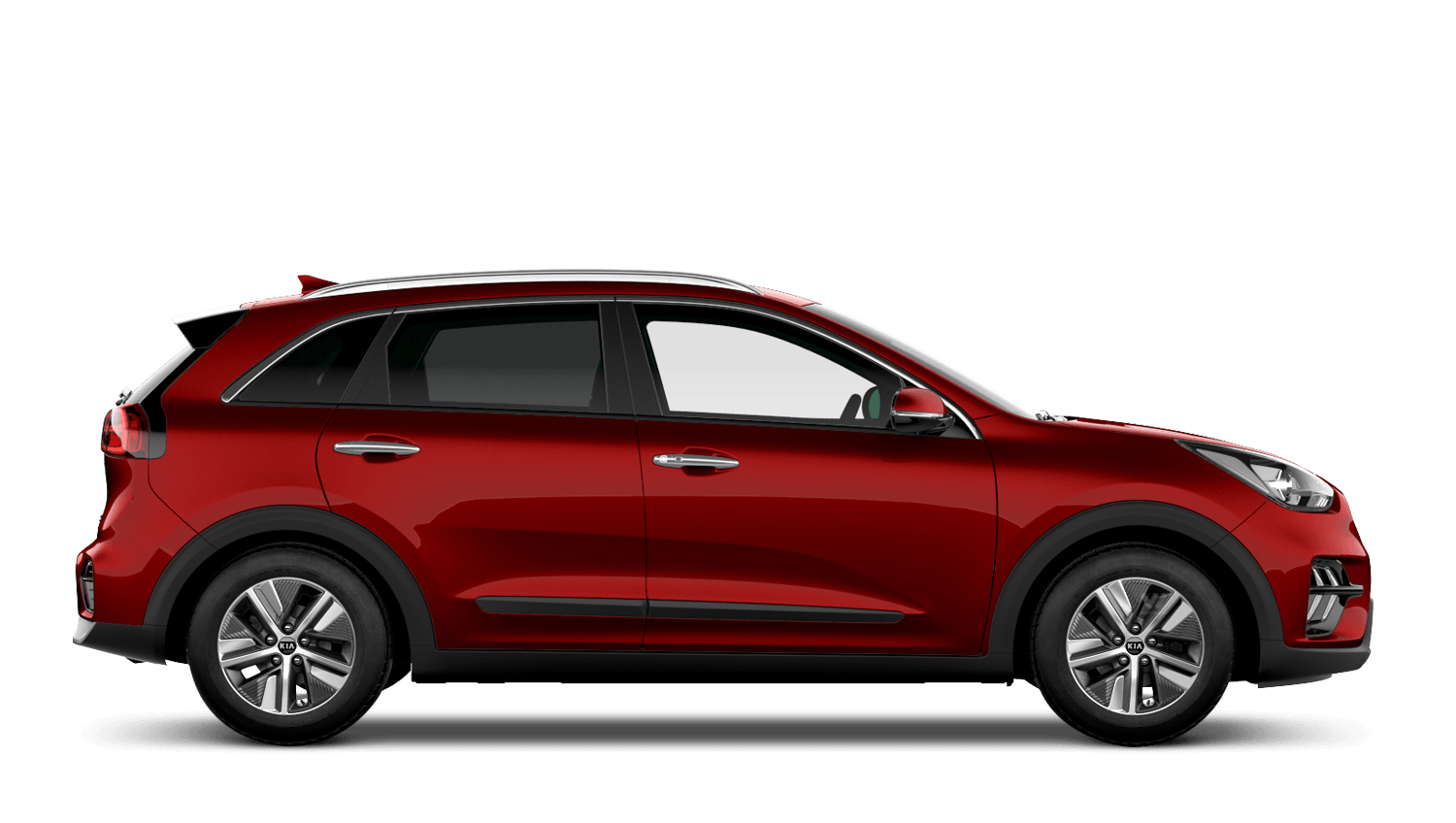 Runway Red (Premium) Kia Niro Self Charging Hybrid