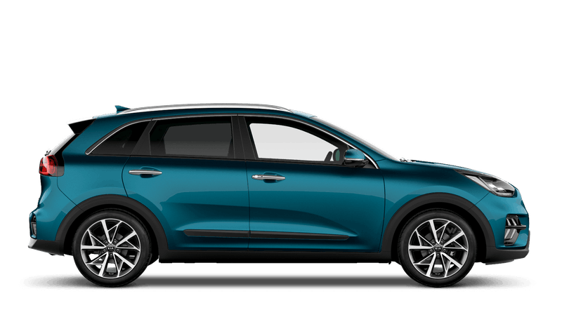 Kia Niro Self-Charging Hybrid 4