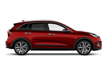 Kia Niro Self Charging Hybrid