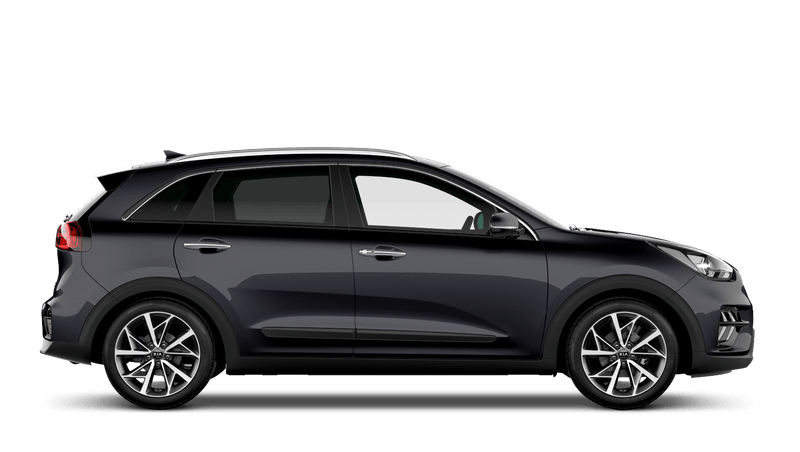 Kia Niro Self-Charging Hybrid 3