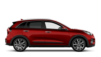Kia Niro Self-charging Hybrid 3