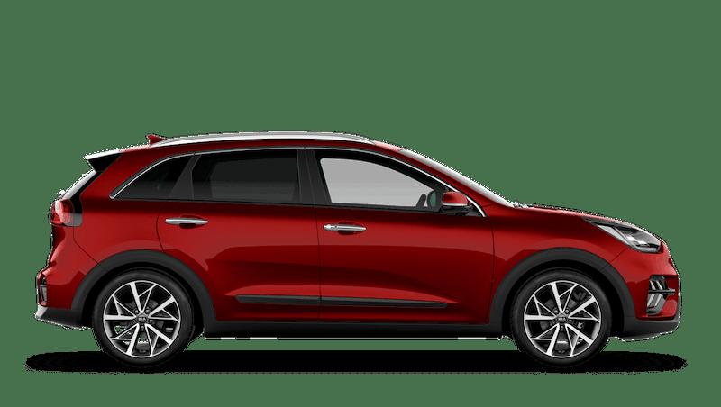 New Kia Niro Self-Charging Hybrid
