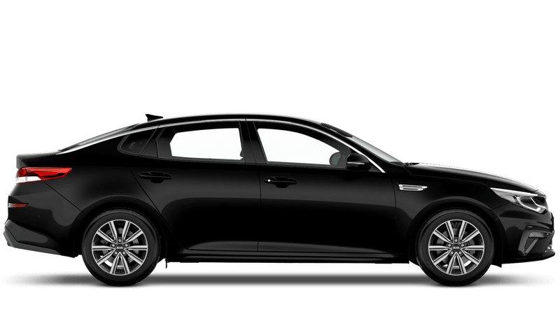 Midnight Black (Premium) Kia Optima