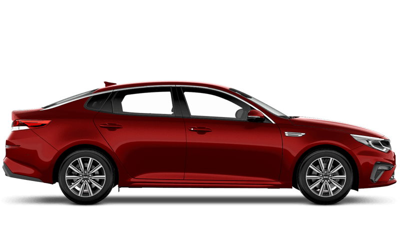 Runway Red (Premium) New Kia Optima
