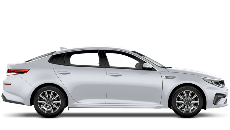 White Pearl (Premium) New Kia Optima